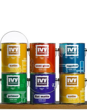 Low VOC Paint - Non Toxic Paint and No VOC Paint - The Daily Green