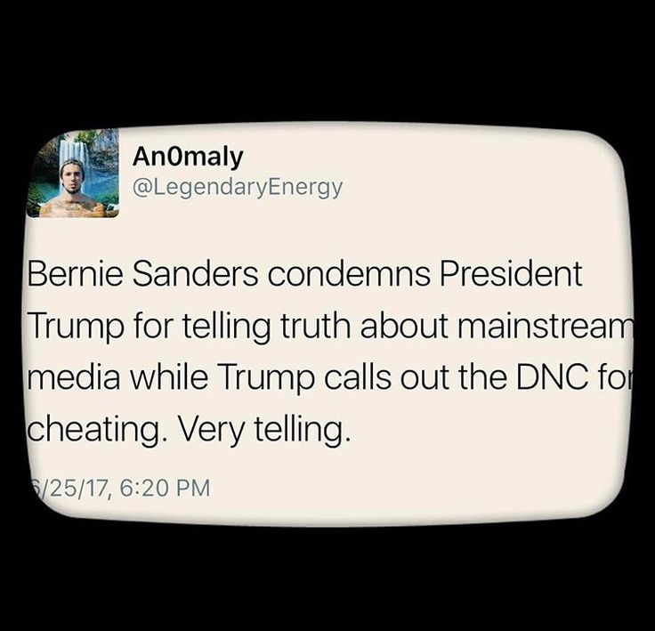 I'm by no means am I a Trump fan and never will 🤢, but what are you doing Bernie? I trusted you. Forget the two party system.