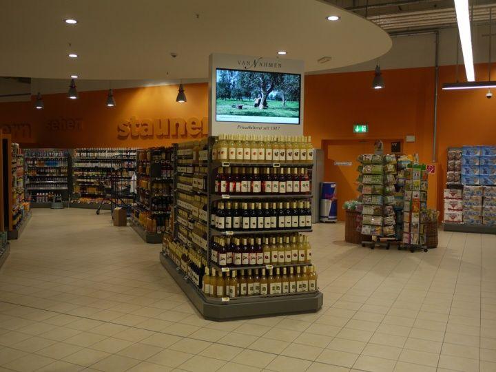 Edeka supermarket d sseldorf germany food - Store banne 5 x 3 5 ...