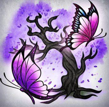 Die 25 Besten Ideen Zu Schmetterling Zeichnen Auf