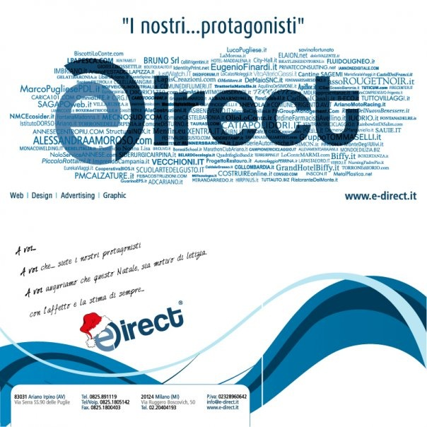 Auguri e-direct ........Auguri e-direct...............Auguri e-direct