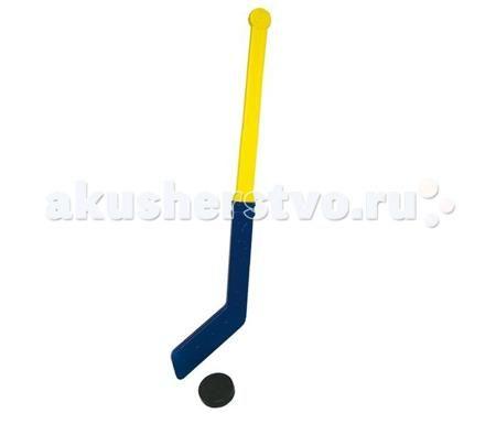 Совтехстром Хоккейный набор Клюшка с шайбой  — 130р. -----------  Совтехстром Хоккейный набор Клюшка с шайбой подойдет тем, кто предпочитает активный отдых.  Особенности: Удобная клюшка и прочная шайба сделаны из высококачественного пластика, а значит, даже самая напряженная игра продлится долго!  Хоккейный набор можно использовать как дома, так и на улице.  Игры в хоккей и другие зимние виды спорта на свежем воздухе развивают ловкость, подвижность и укрепляют иммунитет.  Размер клюшки: 70 х…
