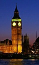 #London #BigBen