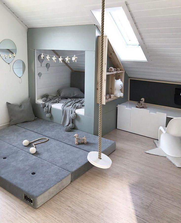 25 beste idee n over kind hoogslapers op pinterest kinderen zolder slaapkamers jongens - Handige trap ...
