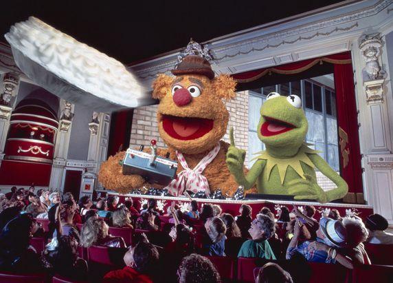 Jim Henson Muppets 3d