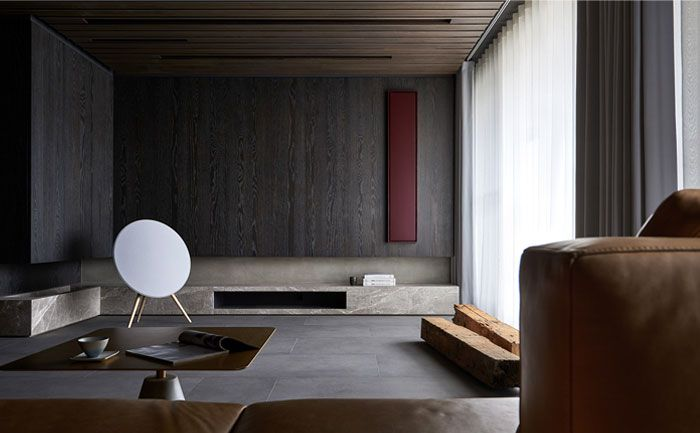 Best Interior Design Images On Pinterest One Bedroom - A modern asian minimalistic apartment