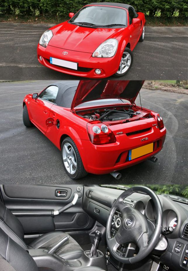 Toyota MR2 Small Sport Car Details at: https://www.replacementengines.co.uk/blog/toyota-mr2-small-sport-car/