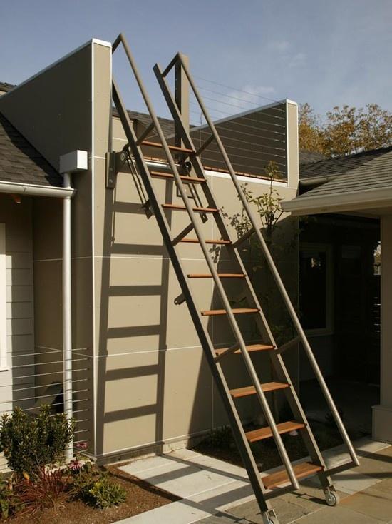 Best 25 Retractable Ladder Ideas On Pinterest Ladder To