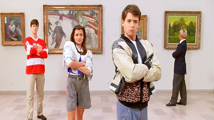 Ferris Bueller's Day Off (1986) - Matthew Broderick Full Movie English HD