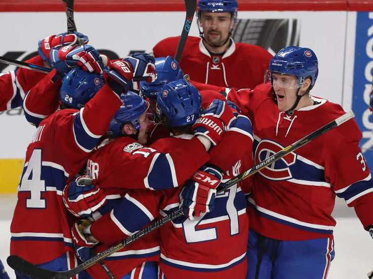 Thank you for a great season! We'll always love you. Habs forever!