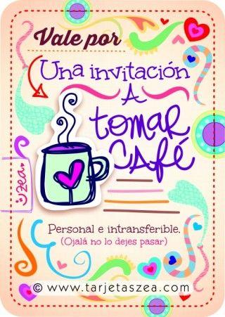 café © ZEA www.tarjetaszea.com