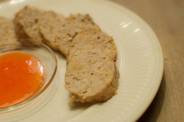 Recept: Zelfgemaakte grillworst van kip