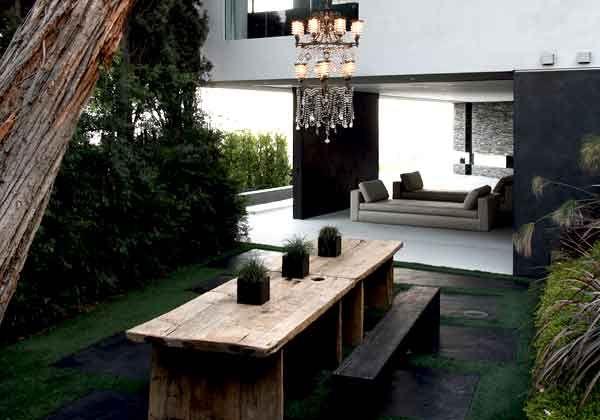 La stanza intorno al tavolo - Fotogallery di AtCasa.it