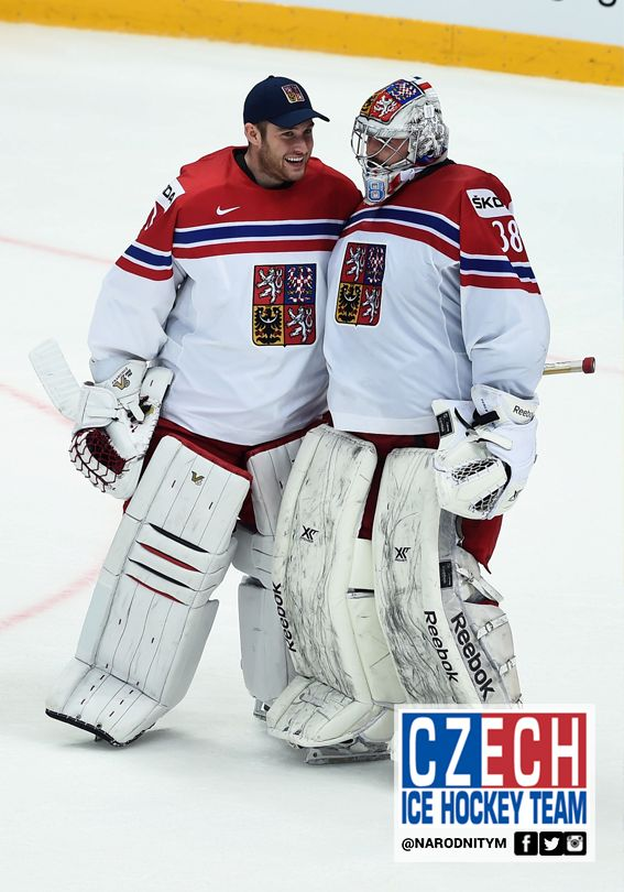 38 Dominik Furch  shutout  3-0 CZE vs RUS  6 May 2015   33 Pavel Francouz   get used to them https://www.facebook.com/narodnitym/photos/pcb.582013488640535/582011691974048/?type=3