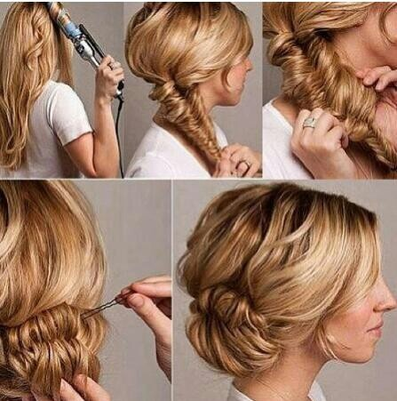 Fishtail up-due