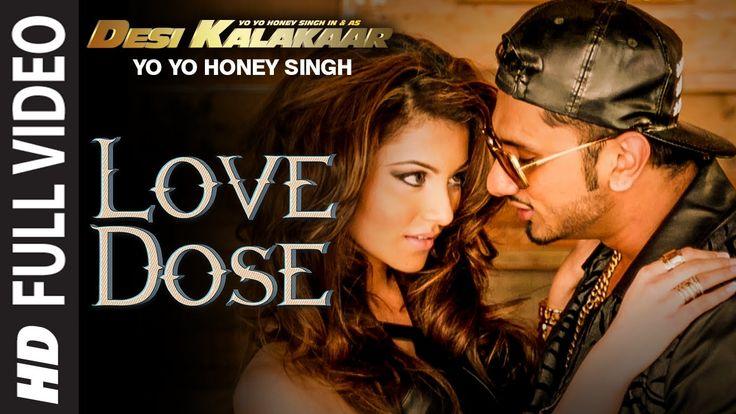 Exclusive: LOVE DOSE Full Video Song | Yo Yo Honey Singh, Urvashi Rautel...