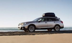 2015 Subaru Outback Is Safest SUV Ever According to NHTSA