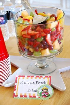 Image result for super mario party food