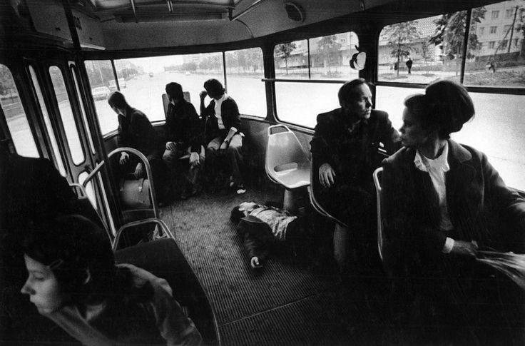 Underground soviet photo
