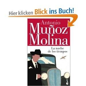 """La noche de los tiempos"" (great book so far, I'm almost finished reading it)"