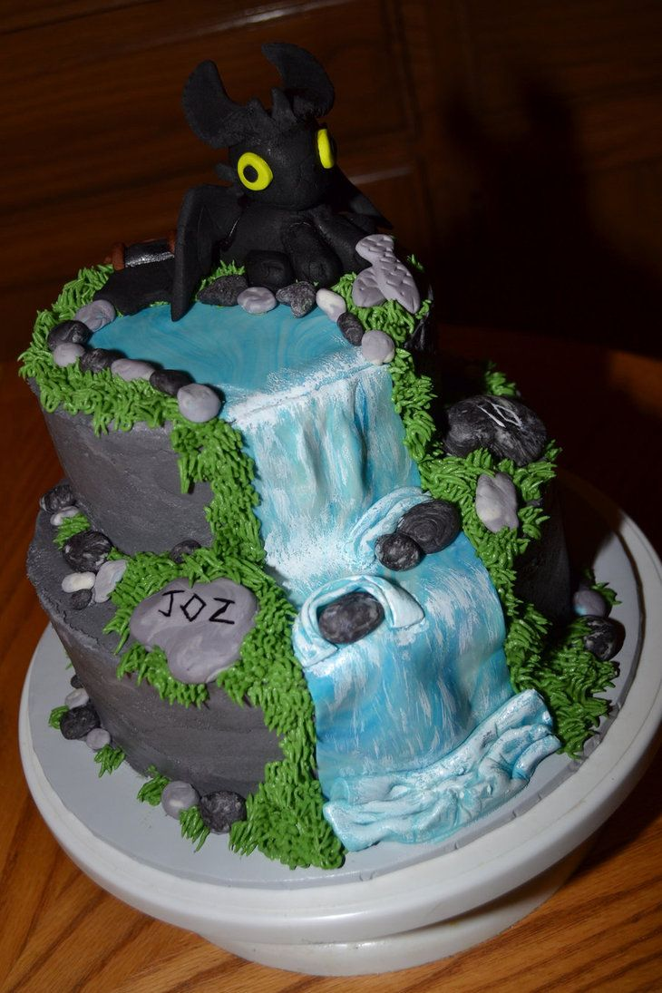 How To Train Your Dragon Cake Kit