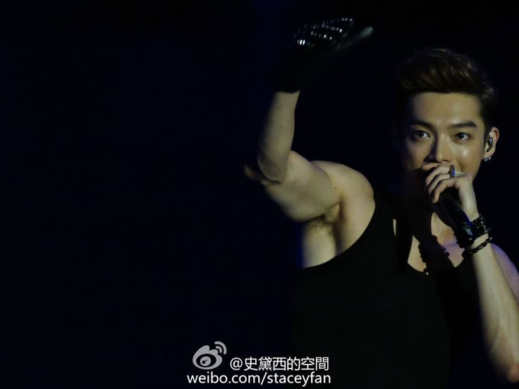 2015.06.26 - Calvin Chen at the Pop Night Golden Ticket Concert