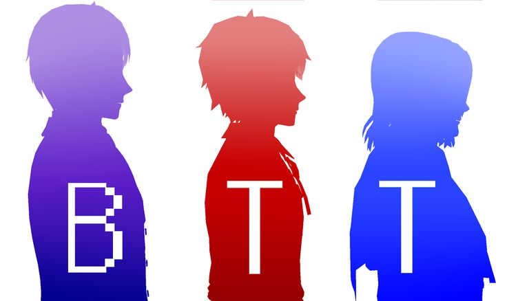 BTT.  I just realized when you put the first letters of their names together it spells FPS (first person shooter)