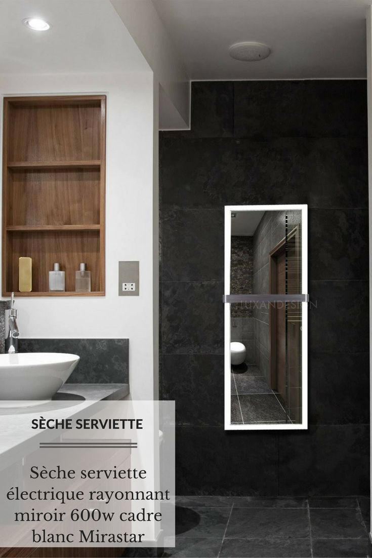 les 25 meilleures id es de la cat gorie chauffe serviette. Black Bedroom Furniture Sets. Home Design Ideas