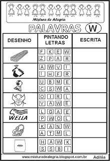 Sequência alfabética pa