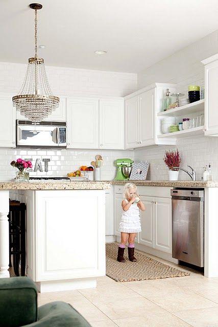 Que cozinha linda