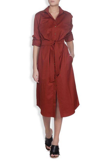 Летнее платье-миди из тонкой вискозы