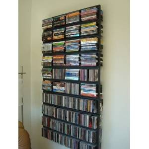 8 best images about cd storage ideas on pinterest fat for Meuble cd dvd ikea