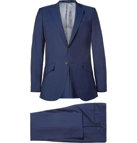 Richard James Wool and Mohair-Blend Suit | MR PORTER