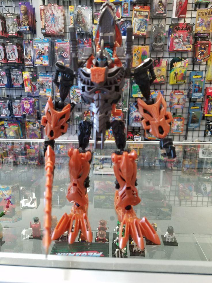 Transformers Construct-Bots Grimlock