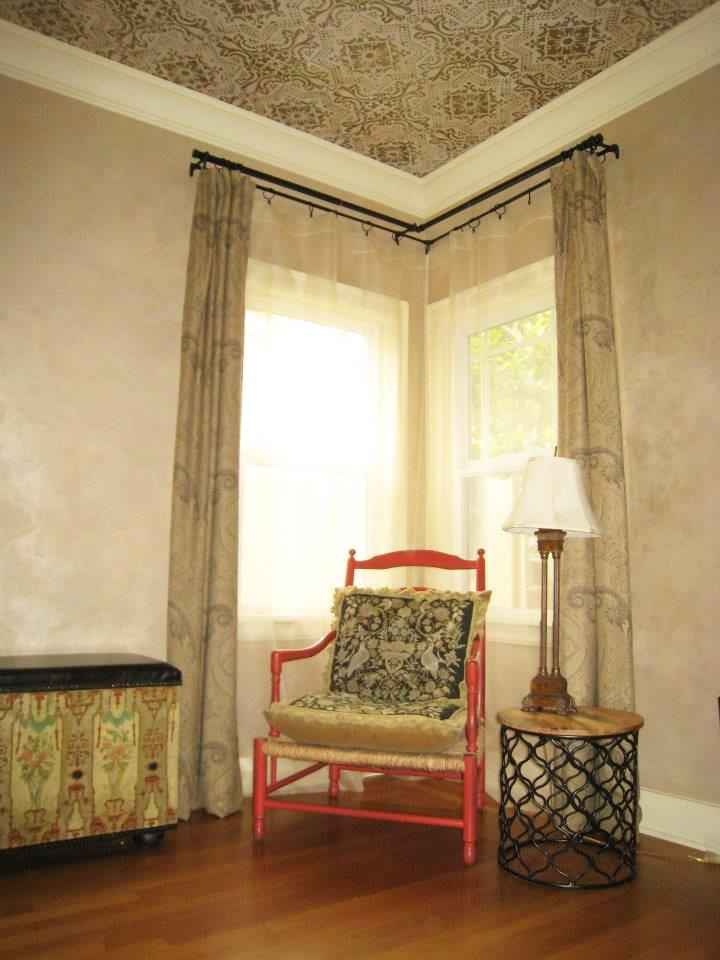 The 194 best Stenciled and Painted Ceilings images on Pinterest ...