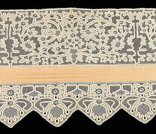 Образцы русского прикладного искусства из Brooklyn Museum Costume Collection at The Metropolitan Museum of Art