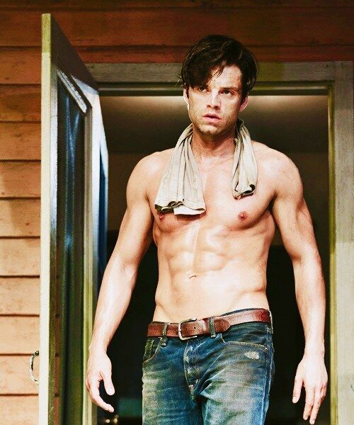 """Attention: Sebastian Stan Is Who Your Heart Should Lust For"" Yeah, Bucky's pretty attractive."