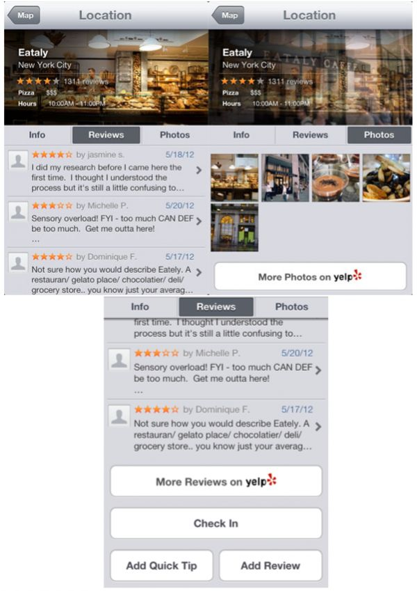 Yelp second only to Google in importance after Apple map announcement.