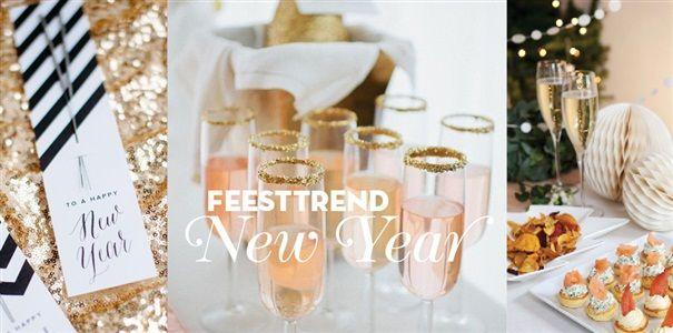 Feesttrend New Year