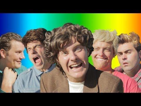 Maroon 5 parody my best friends gone gay