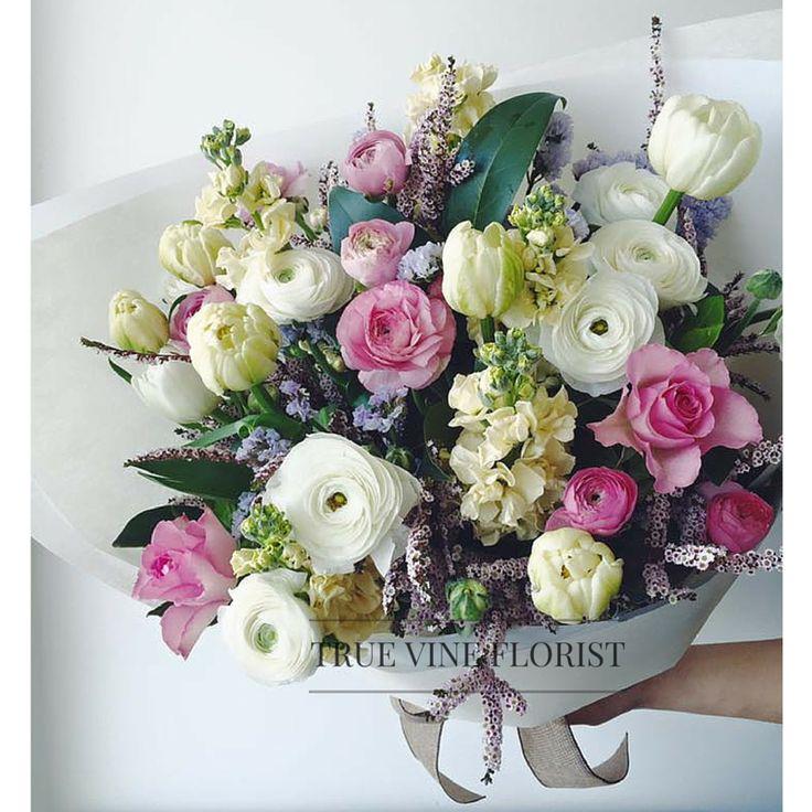 True Vine Florist. Florist Based in Sydney Inner West. Order yours today. The Perfect I love you flower bouquet gift. #sydneyflorist #sydneyflowers #bouquet #flowers #flowerpower #floral #flowerarrangement #floraldesign #sydney #flower #rose #present #truevineflorist #style #flowergift #flowerdelivery #roses #weddingbouquet #happyflowers #ranunculus #happyflowers #flowerbouquet #bunchofflowers #stockflower #rose #colourfulbouquet #tulips #sydneyflowerdelivery #pinkflowers #sydneywedding