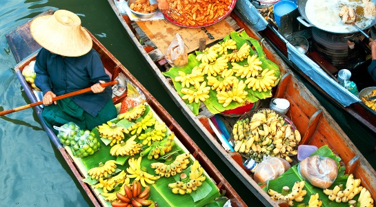 10 Best Markets in South-East Asia