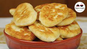 Фото к рецепту: ВКУСНЕЙШИЕ постные пирожки с картошкой - ооочень мягкое тесто!
