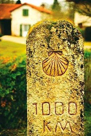 Los últimos 1000km a Santiago de Compostela Camino de  Santiago. The Way Camino Francés. Turismo y Peregrinación, Turigrino.com