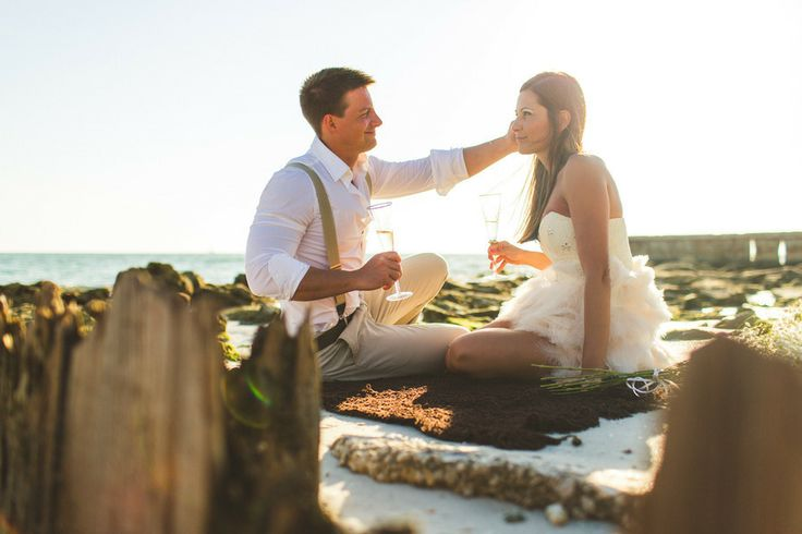 Siesta Key Engagement Shoot from Concept Photography  Read more - http://www.stylemepretty.com/florida-weddings/siesta-key/2013/07/19/siesta-key-engagement-shoot-from-concept-photography/