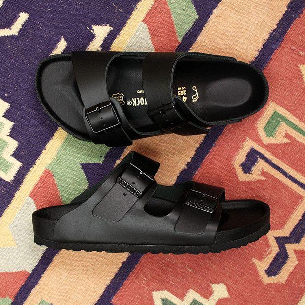 Birkenstock > Monterey Exquisite Black Sandal ($100-200) - Svpply