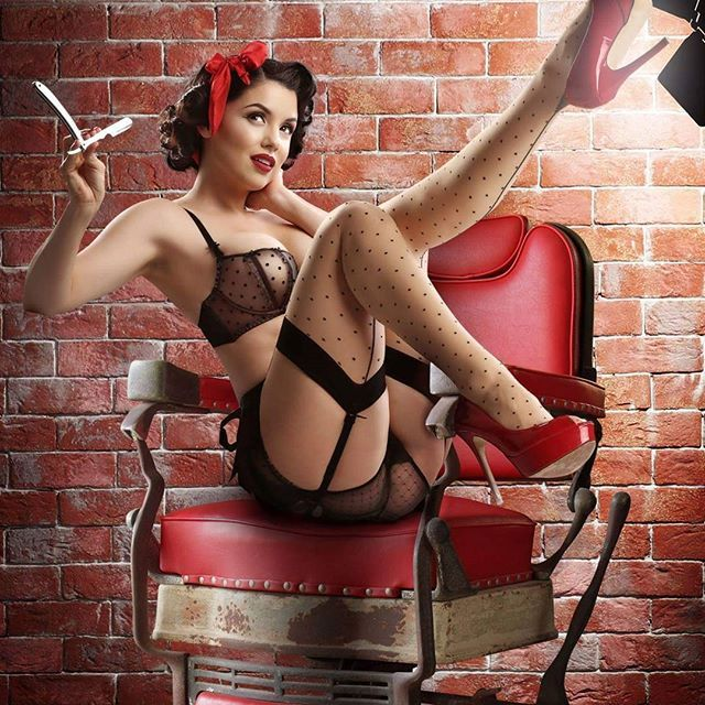 Pin By Iffah Fathin On Style: 603 Best Images About Modern Sexy Pin Up Dolls On