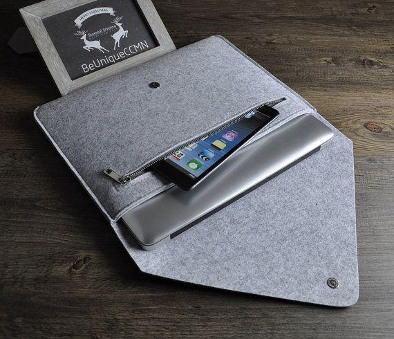 Macbook Tasche DIY