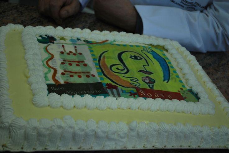 Vi sembrerà strano festeggiare il compleanno di una pasticceria. Eppure noi Vi abbiamo partecipato. E quale migliore giornata quella di oggi, 25 A...