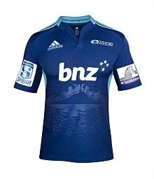 Blues Home Jersey Short Sleeve Jersey 2013